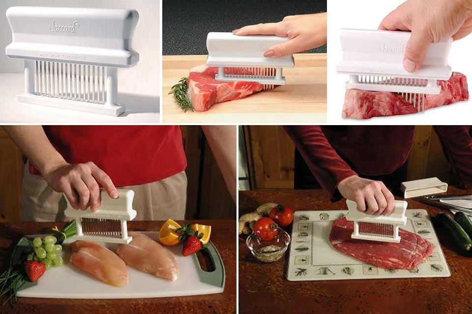 Размягчитель мяса Jaccard Mini Meat Tenderizer