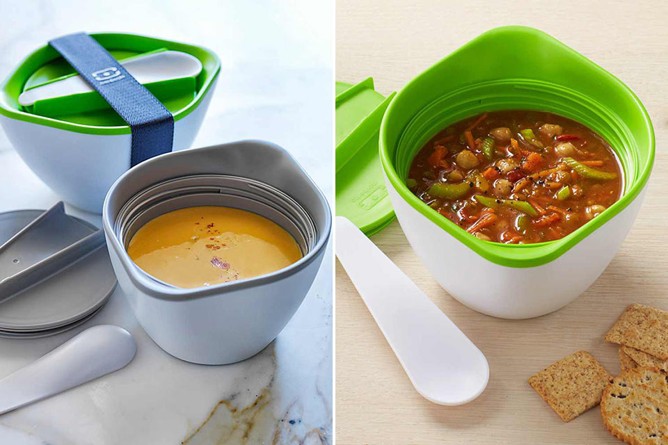 Герметичный контейнер Monbento Soup Bowl для супа