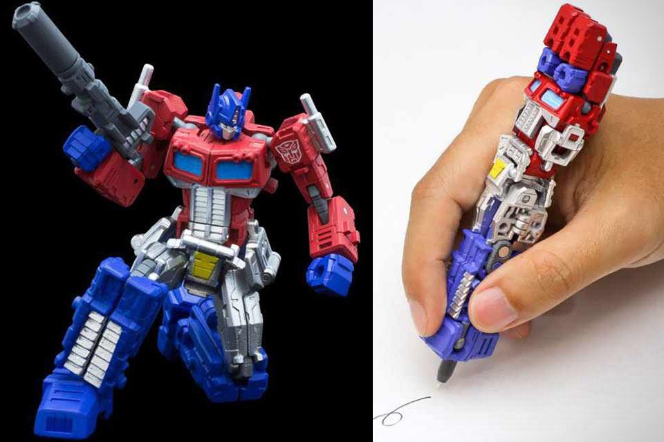 Ручка-трансформер Optimus Prime Pen