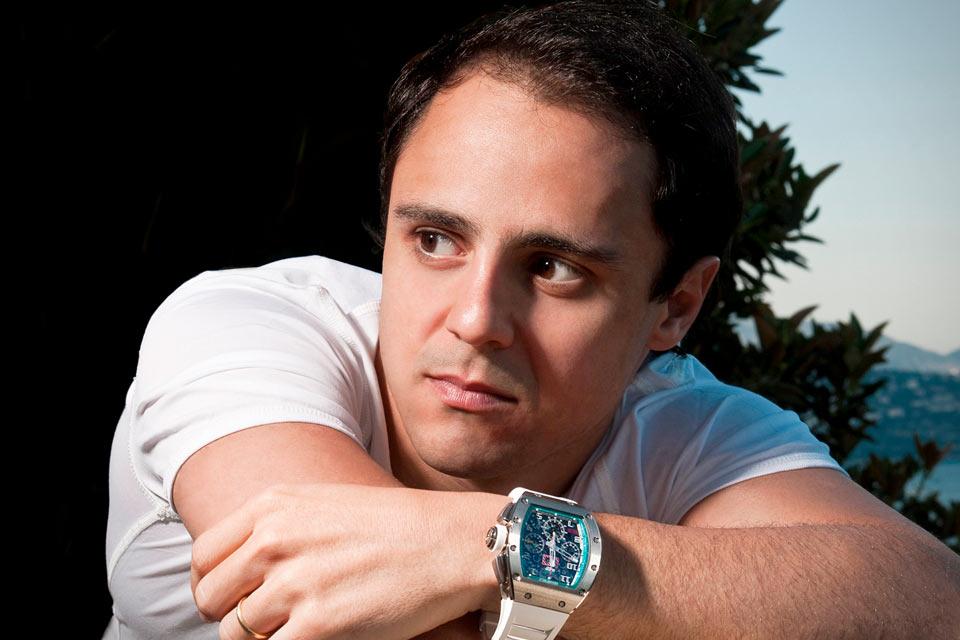 Часы  Richard Mille Filipe Massa edition с коррупционной историей