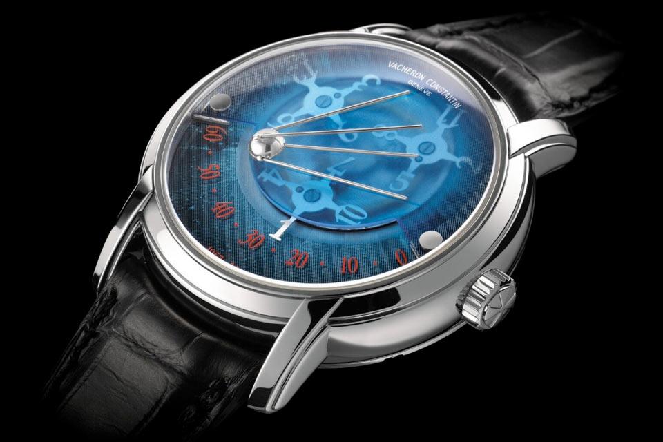 Космические часы Vacheron Constantin Sputnik