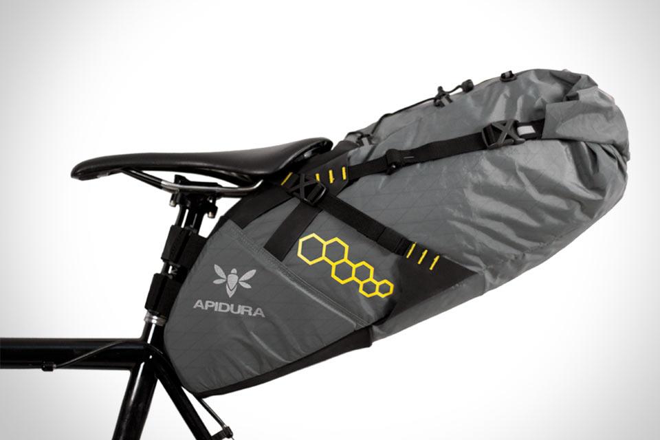 Ультралегкая велосипедная сумка Apidura