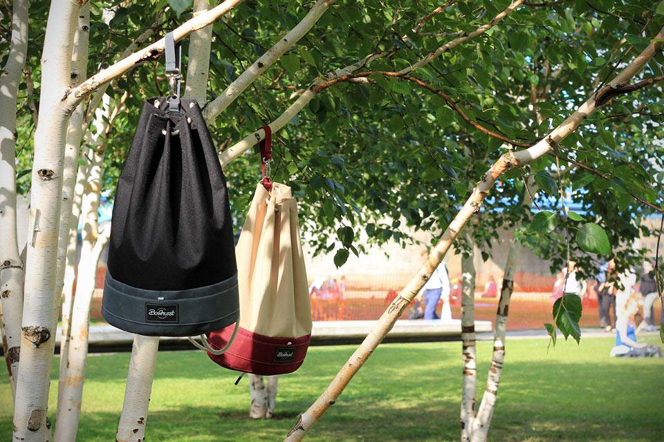 Удобный шнуровой рюкзак Casual Carry