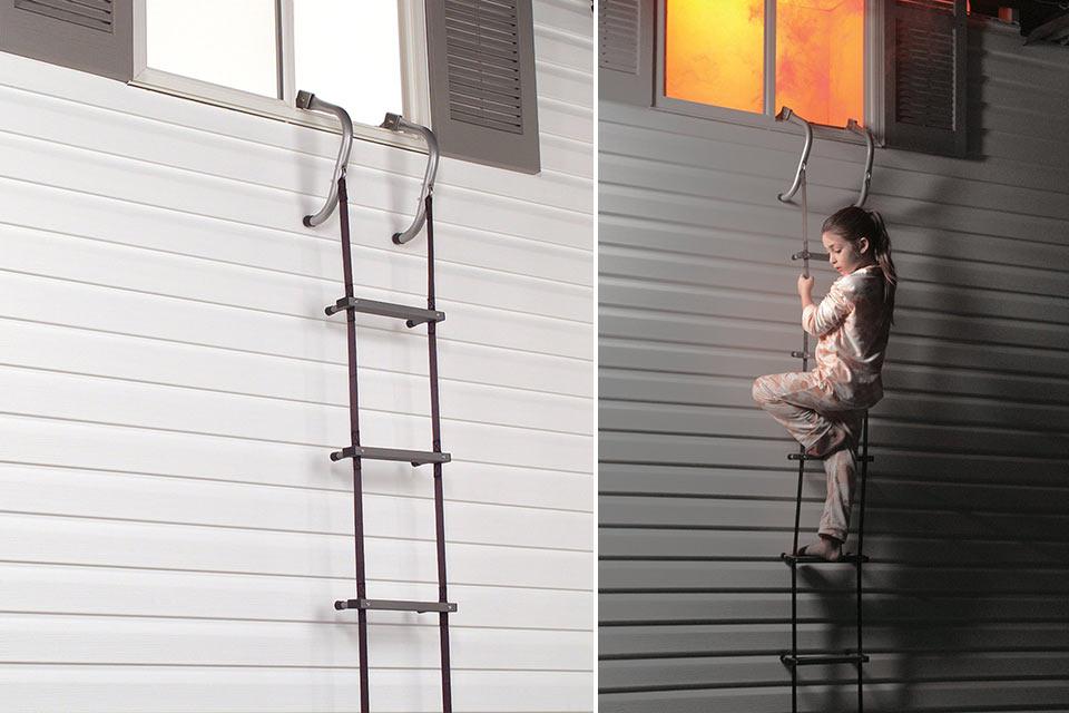 Портативная спасательная лестница First Alert EL52-2