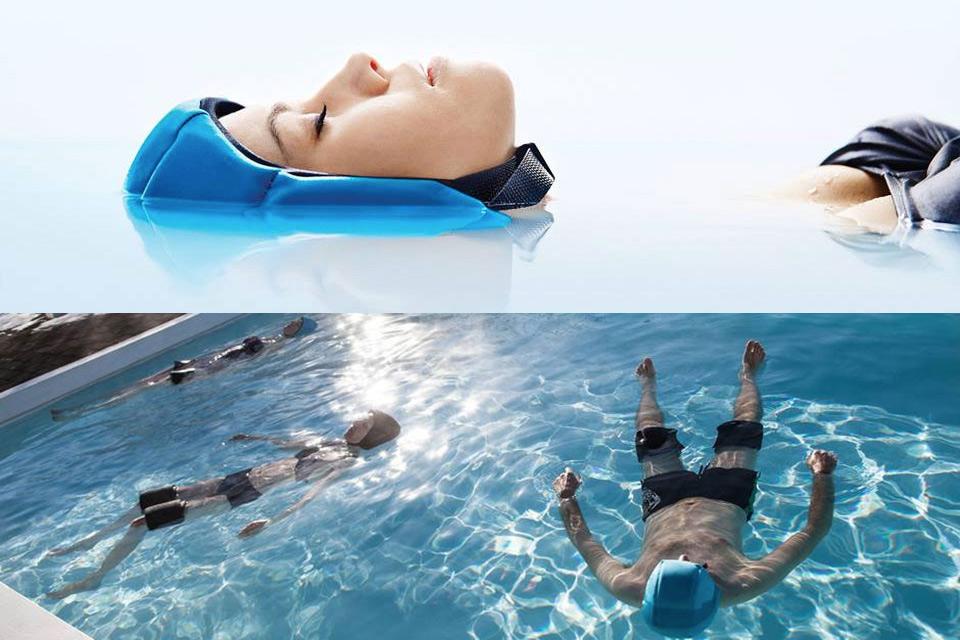 Набор Float для тотальной расслабухи в воде