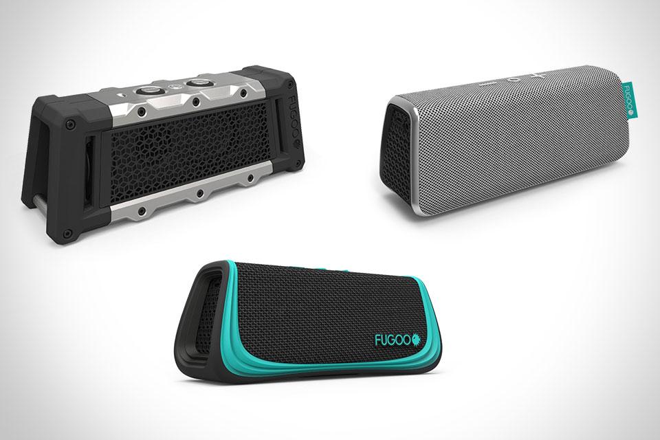 Компактная и защищенная Bluetooth-акустика Fugoo с шестью динамиками