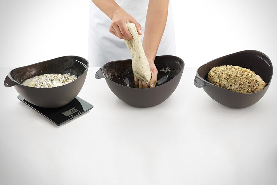 Силиконовая хлебопечка Lekue Bread Maker