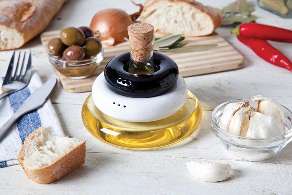 Минималистичный Кухонный набор Peleg Design Table Set для любителей здорового питания