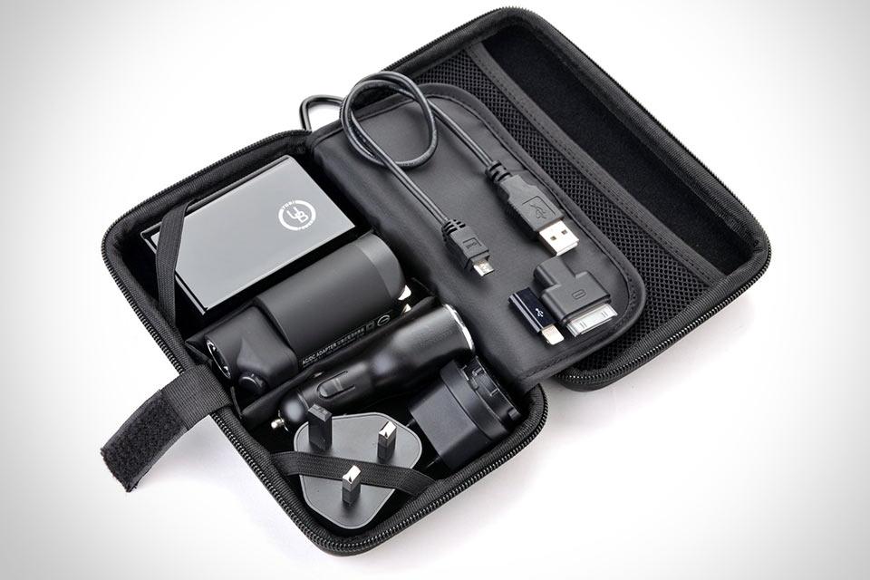 Универсальный зарядный набор Yubi Power для опытных путешественников
