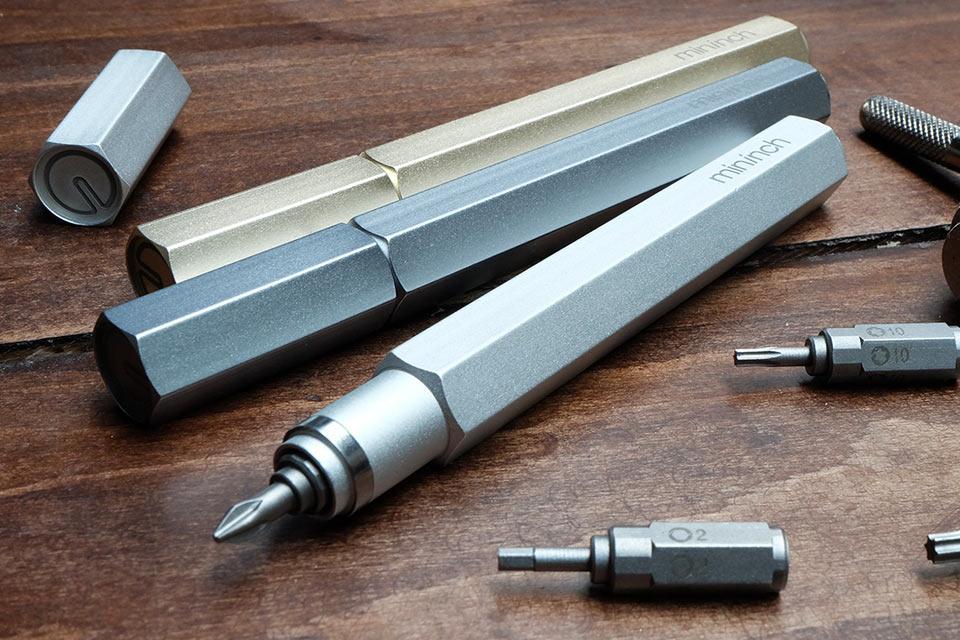 Мультитул Tool Pen в форме чертежного карандаша