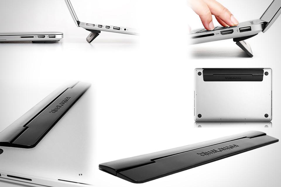 Минималистичная подставка Kickflip для MacBook Pro