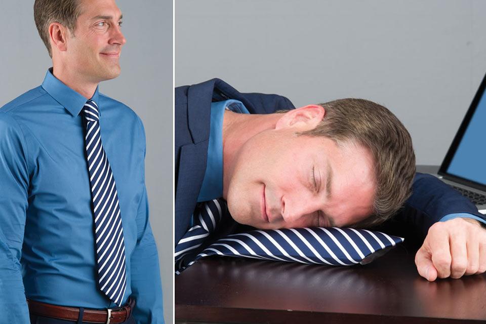 Галстук-подушка Nap Tie