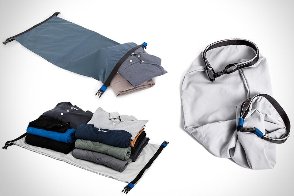 Двухсторонняя дорожная сумка для одежды Outlier Doublebag