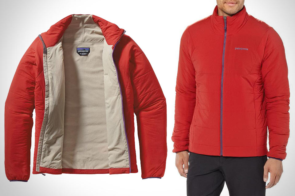 Революционная куртка Patagonia Nano-Air для широкой сферы применения