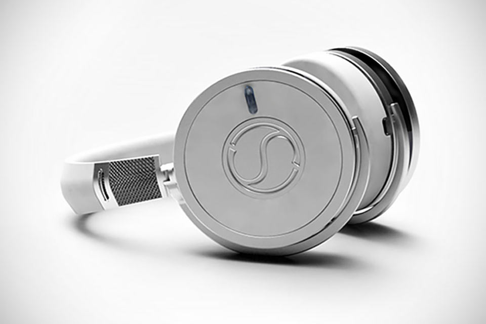 Наушники SoundSight с функцией аудио и видеозаписи