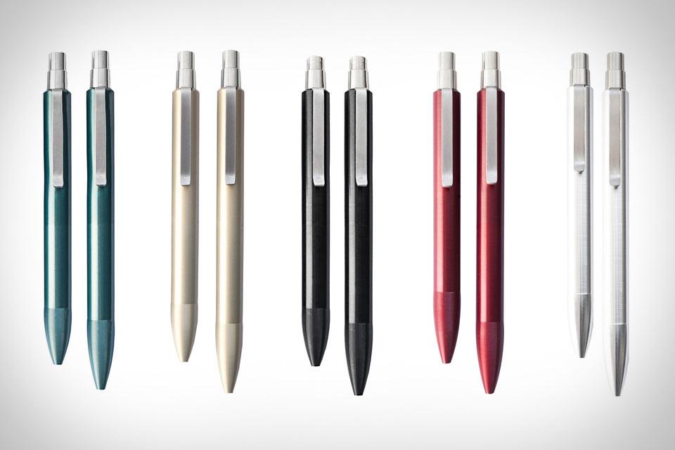 Алюминиевые ручки Tactile Turn Mover и Shaker с бесшумным механизмом