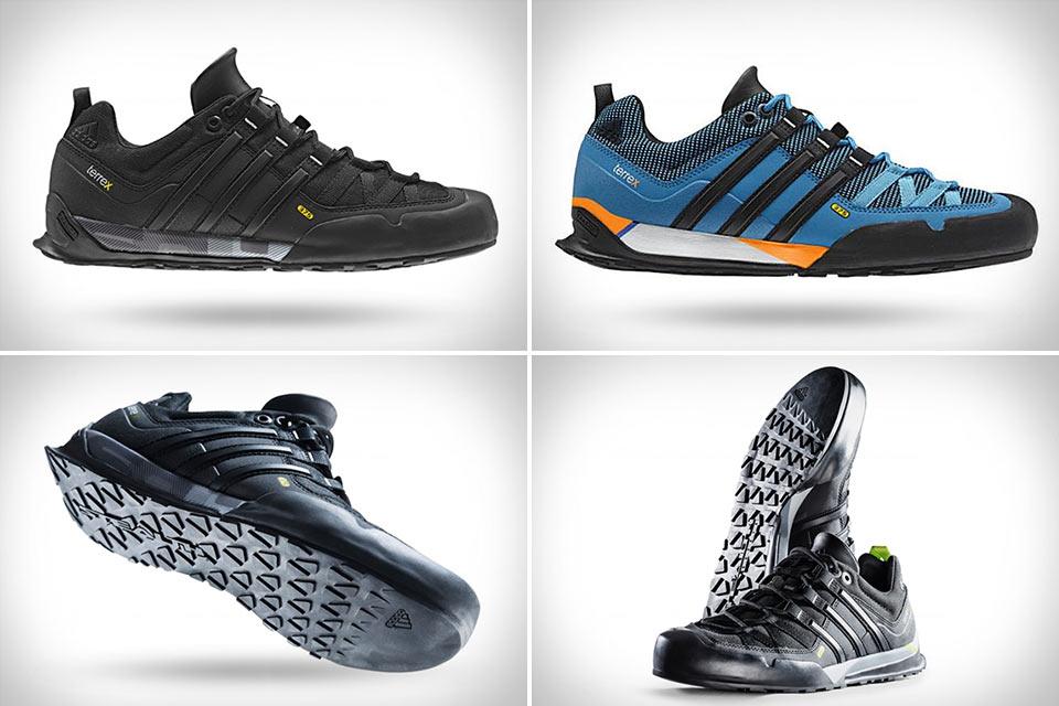 Трекинговые кроссовки Adidas Terrex Solo Stealth