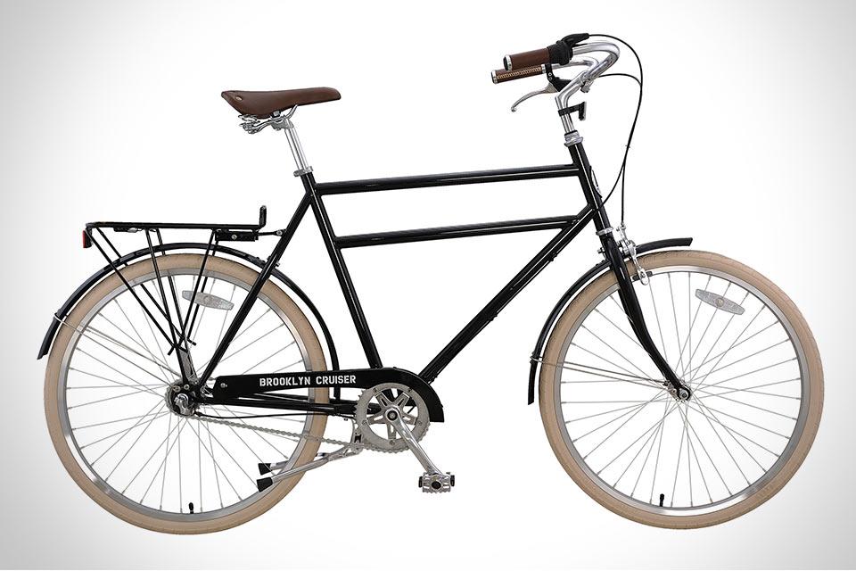 Классический городской велосипед Brooklyn Cruiser Driggs 3