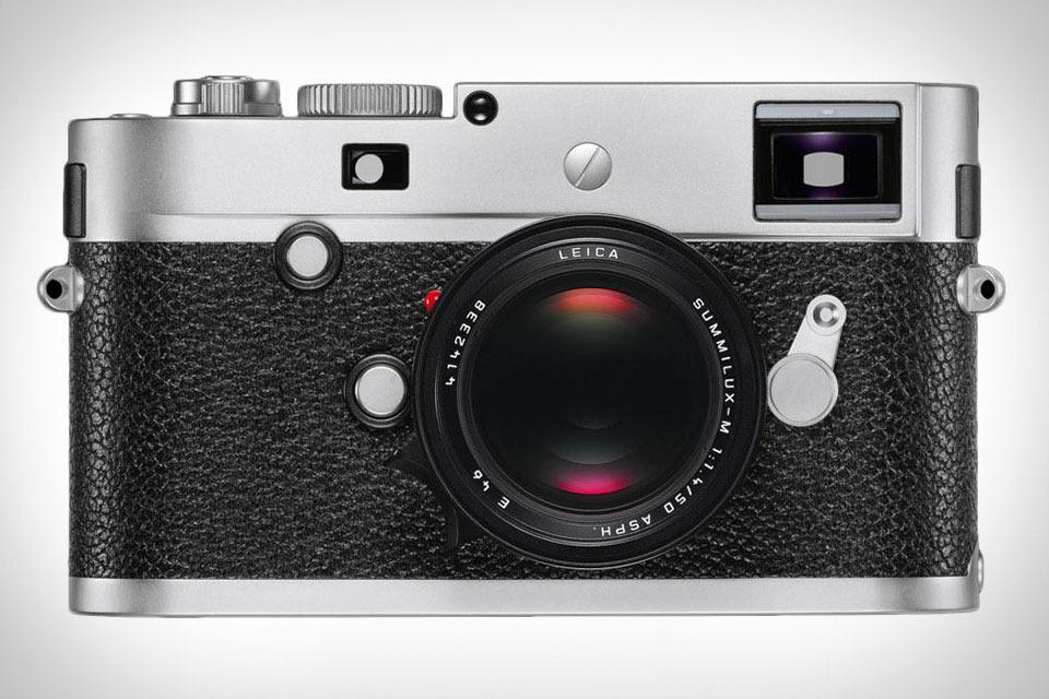 Компактная ретро камера Leica M-P с современной начинкой