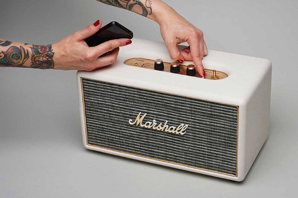 Винтажная Bluetooth-акустика Marshall Stanmore