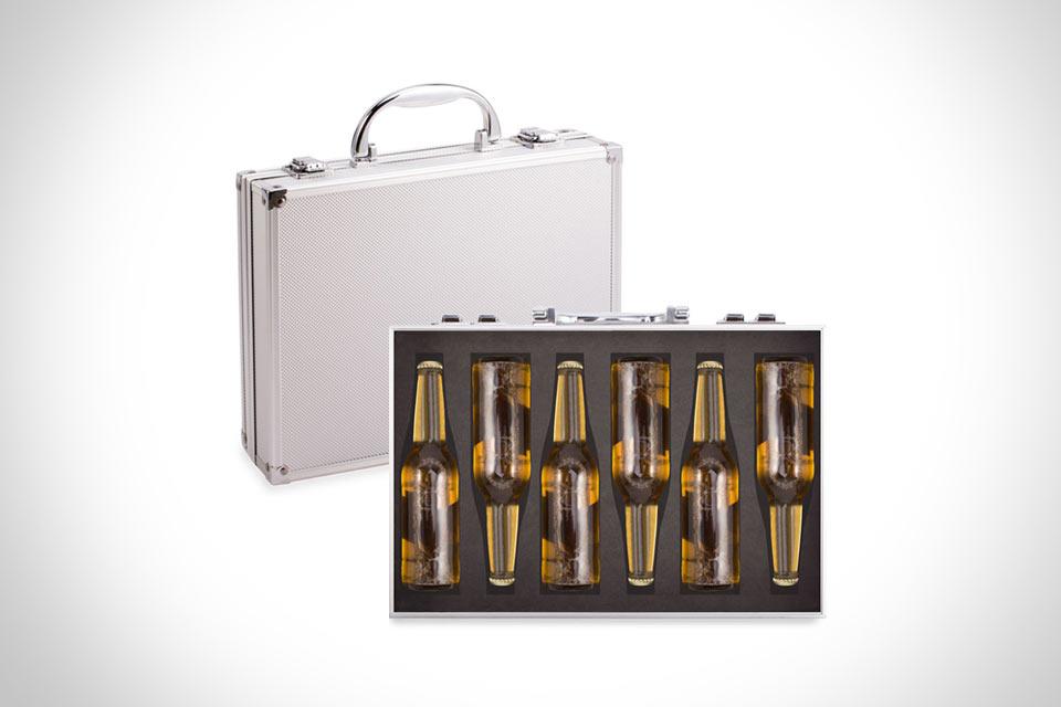 Пивной чемоданчик Beer Briefcase