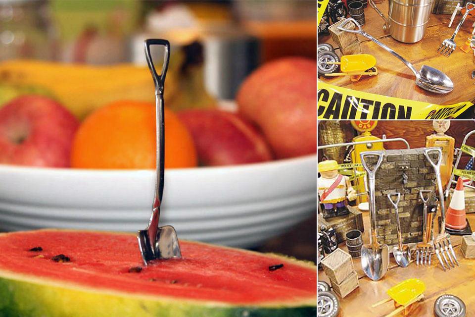 Столовый набор Farmer Tool Set в фермерском формате