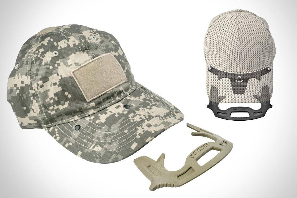 Кепка Gotcha Cap для самообороны