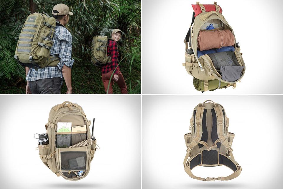 Походный рюкзак Maxpedition Xantha с алюминиевой рамой
