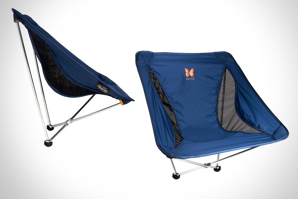 Дорожное мини-кресло Alite Designs Monarch Chair