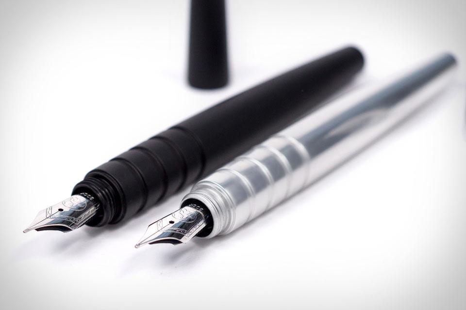 Минималистичная перьевая ручка Nexus