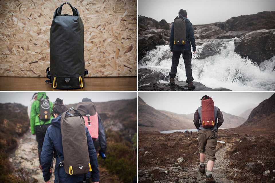 Рюкзак Og Backpack цилиндрической формы