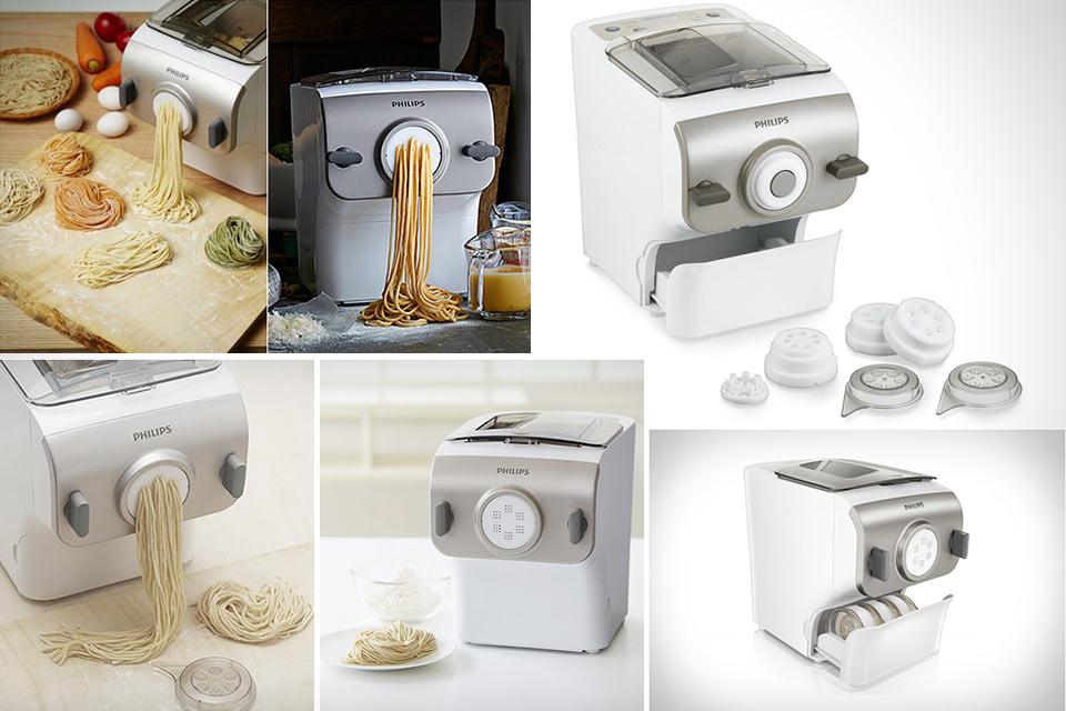 Бытовой прибор Philips Pasta Maker для приготовления домашней пасты