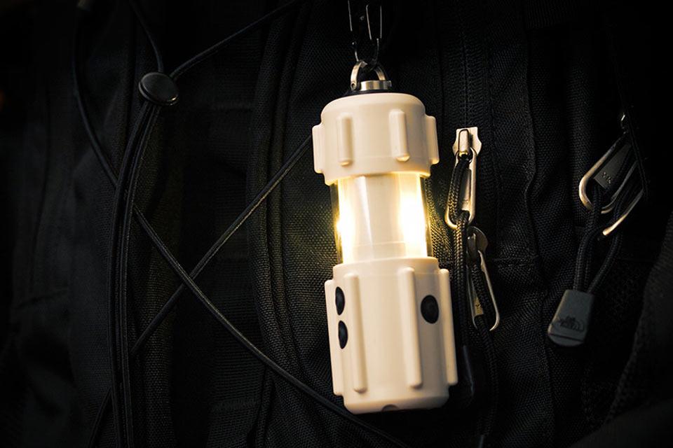 Походный водозащищенный фонарь R-PAL на 300 люмен