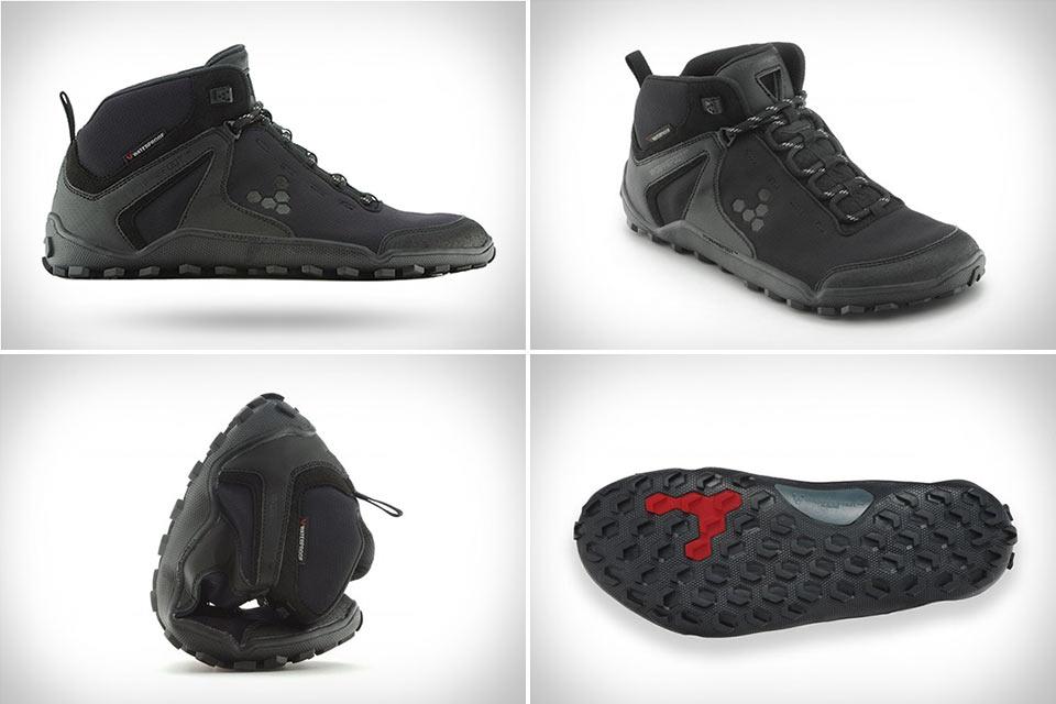 Незаметные на ноге ботинки Synth Hiker для любителей хайкинга