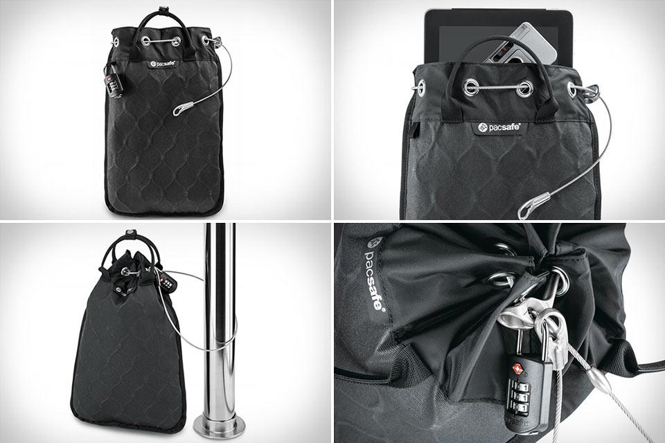 Сейф-сумка Travelsafe для путешественников