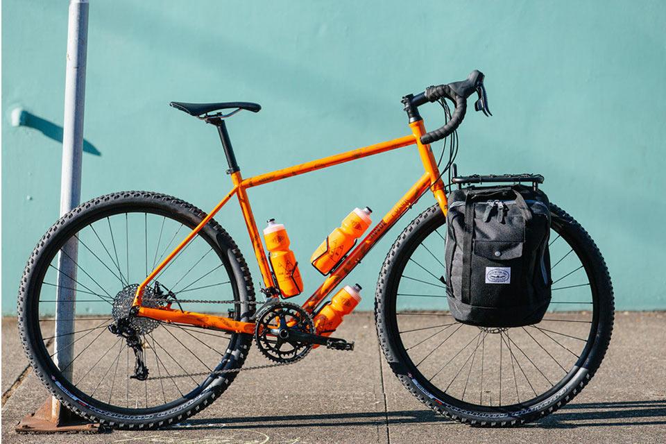 Велосипед путешественника AWOl X Poler для преодоления грязи и бездорожья
