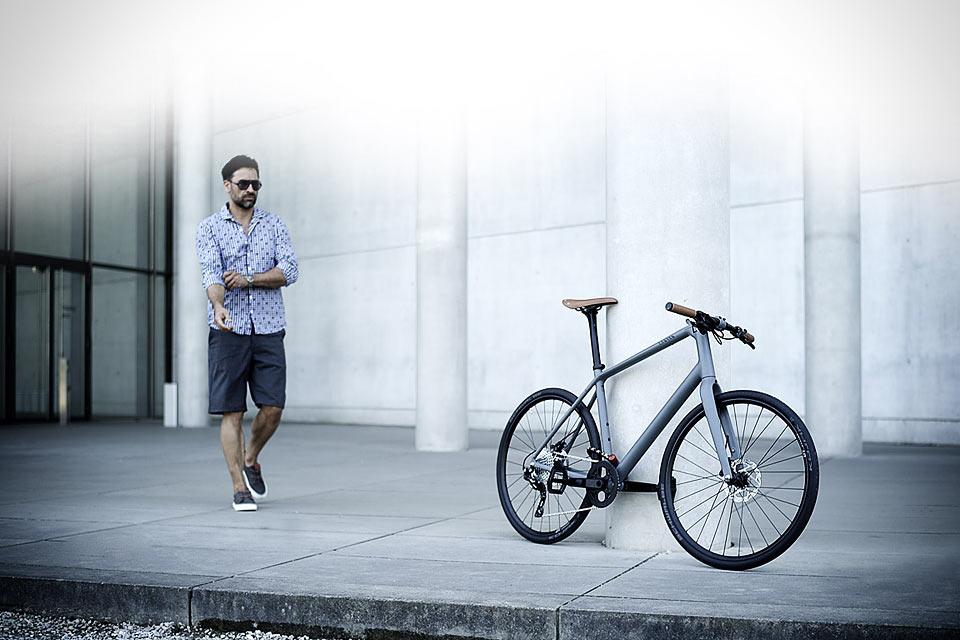 Городские велосипеды Canyon Urban
