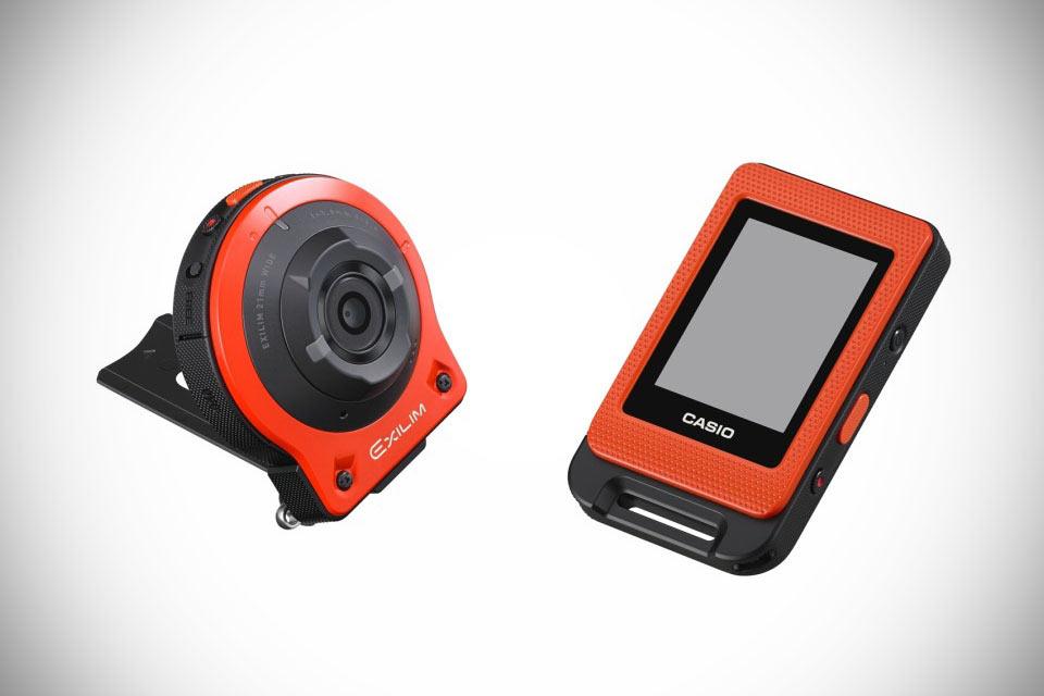 Модульная фотокамера Casio EX-FR10 Split Camera для селфи и лайфлоггинга