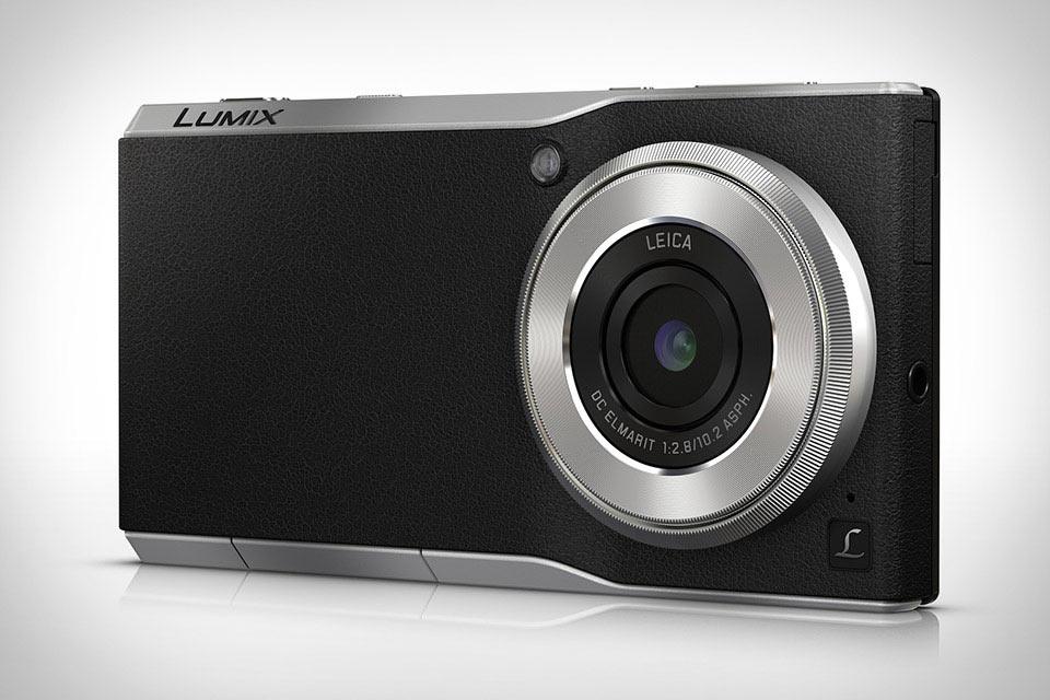Смарт-камера Panasonic Lumix DMC-CM1