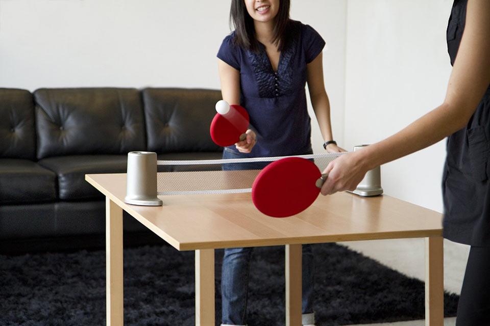 Портативный набор Umbra Pongo для игры в пинг-понг