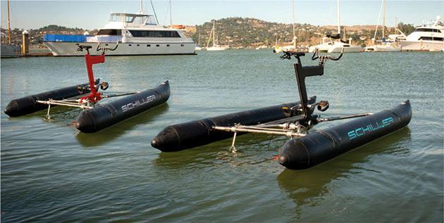 02-Schiller-X1-Water-Bike