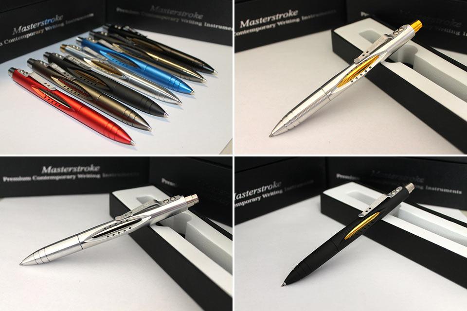 Автоматическая ручка Airfoil с авиационным дизайном
