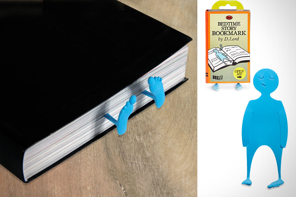 Книжная закладка-человечек Bedtime Story