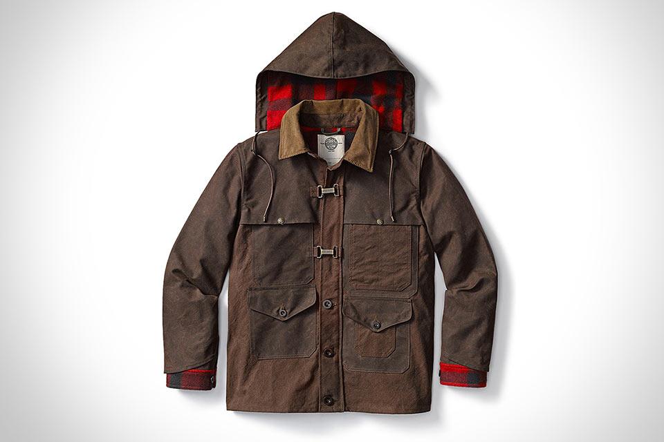 Линейка курток C.C. Filson, созданная при участии Найджела Кабурна