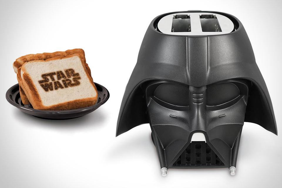 Тостер Darth Vader Toaster для фаната «Звездных войн»