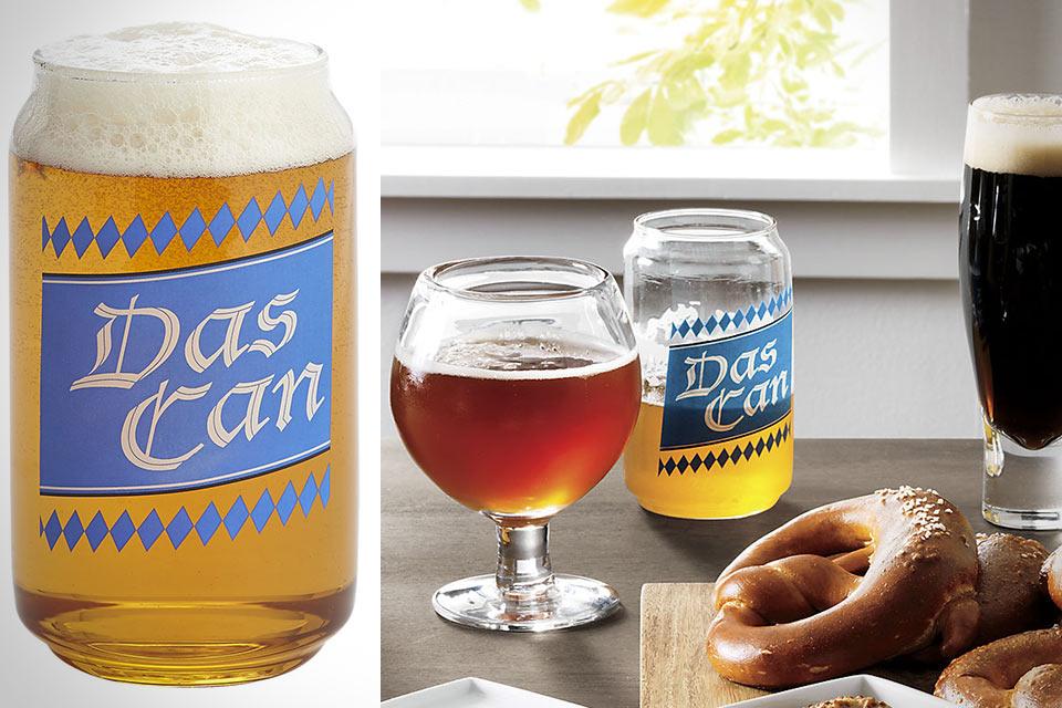 Пивной бокал Das Can в форме жестяной банки