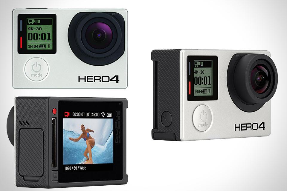 Экшн-камера GoPro HERO4