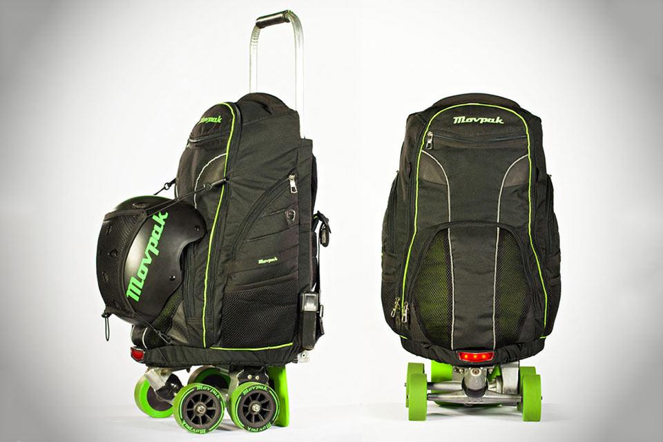 Рюкзак Movpak со встроенным скейтбордом