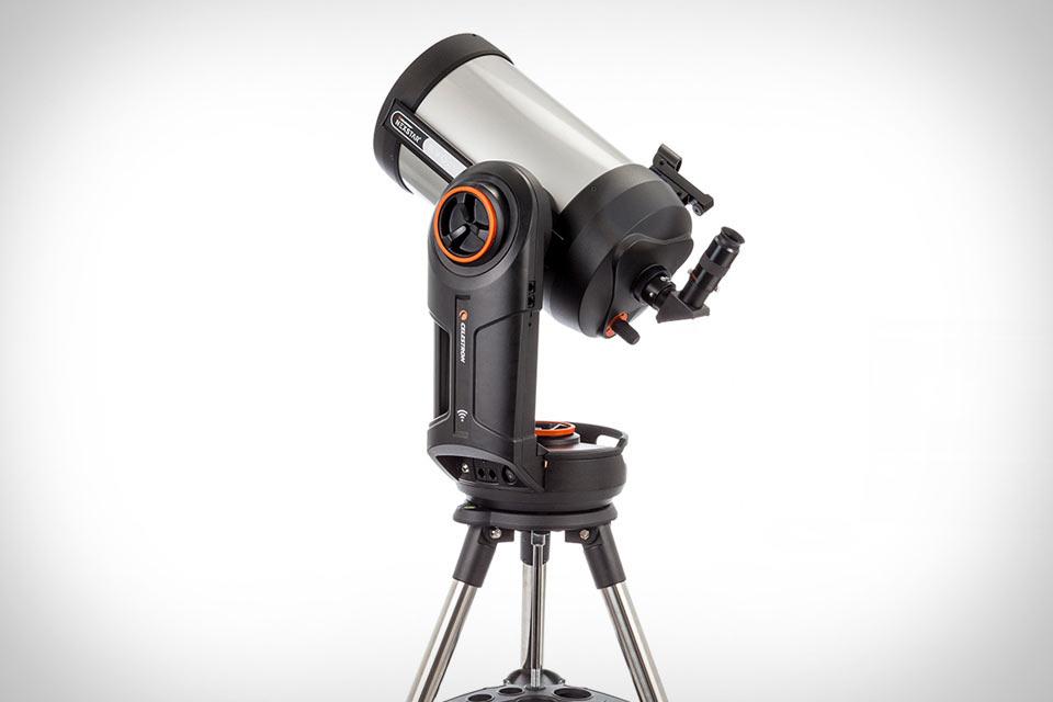 Телескоп NexStar Evolution 8 с управлением через смартфон