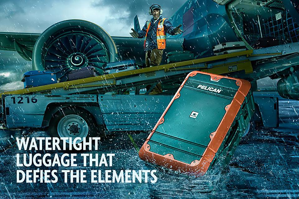 Жесткие, легкие и водозащищенные чемоданы Pelican ProGear Elite